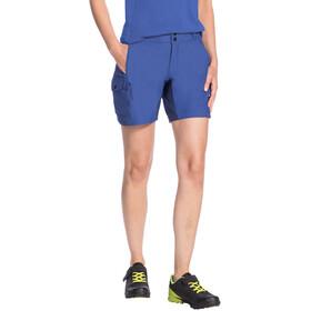 VAUDE Tremalzini pantaloncini da ciclismo Donna blu